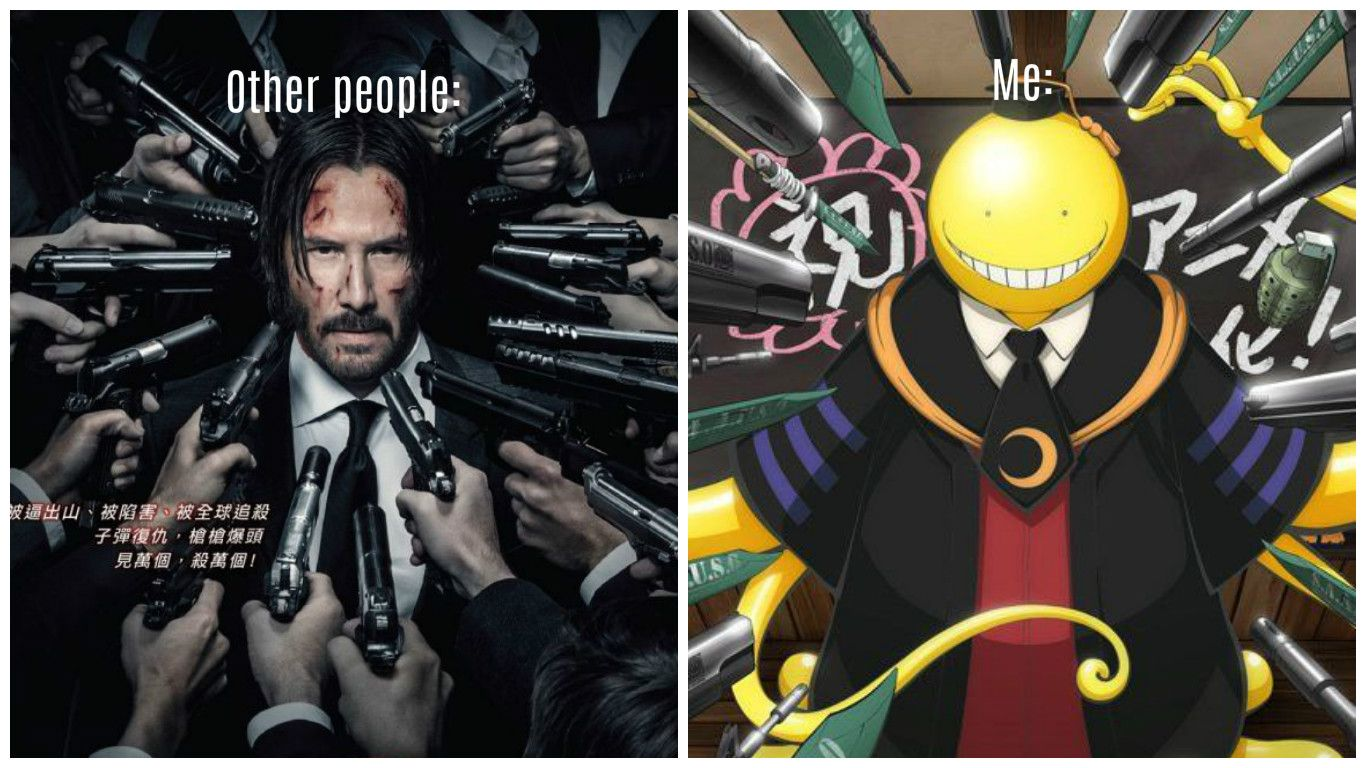 Assassination Classroom Meme :)) Luv this anime, luv Koro ...
