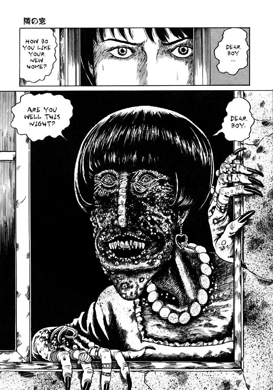 Itou Junji Kyoufu Manga Collection Vol 13 Chapter 3 The Window Next Door Page 7 Manganelo Com Japanese Horror Junji Ito Manga Collection