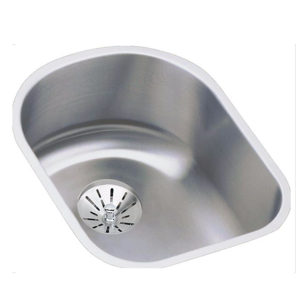 Stainless Steel Bar Sink Kit 14 Lustertone Elkay Eluh1317pd Stainless Steel Bar Bar Sink Stainless Steel Kitchen