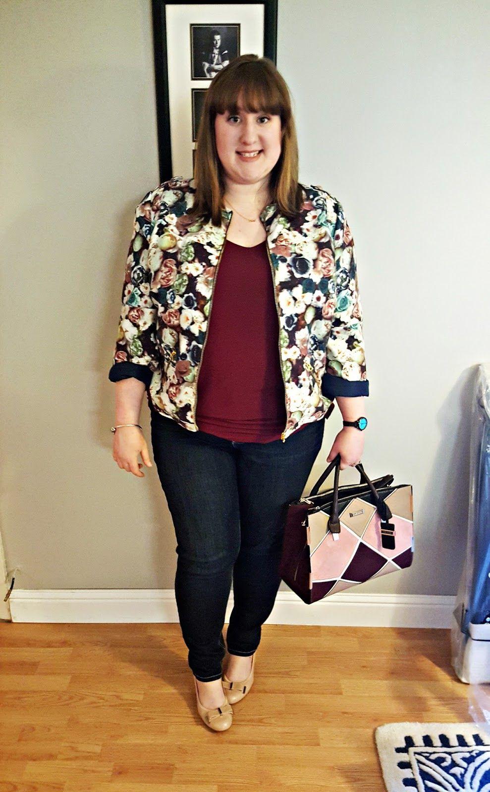Beautiful Dreamer blog, floral bomber jacket, patchwork handbag ...
