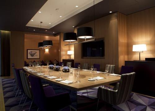 fitzwilliam hotel private dining room design - Private Dining Rooms