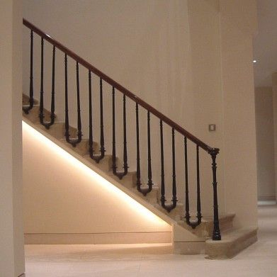 under stairs lighting. Stair Lighting Design By John Cullen Lighting. Under Stairs D