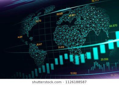 Crypto trading graphs explained
