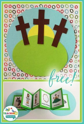 Photo of Easter Vocabulary Craftivity Freebie
