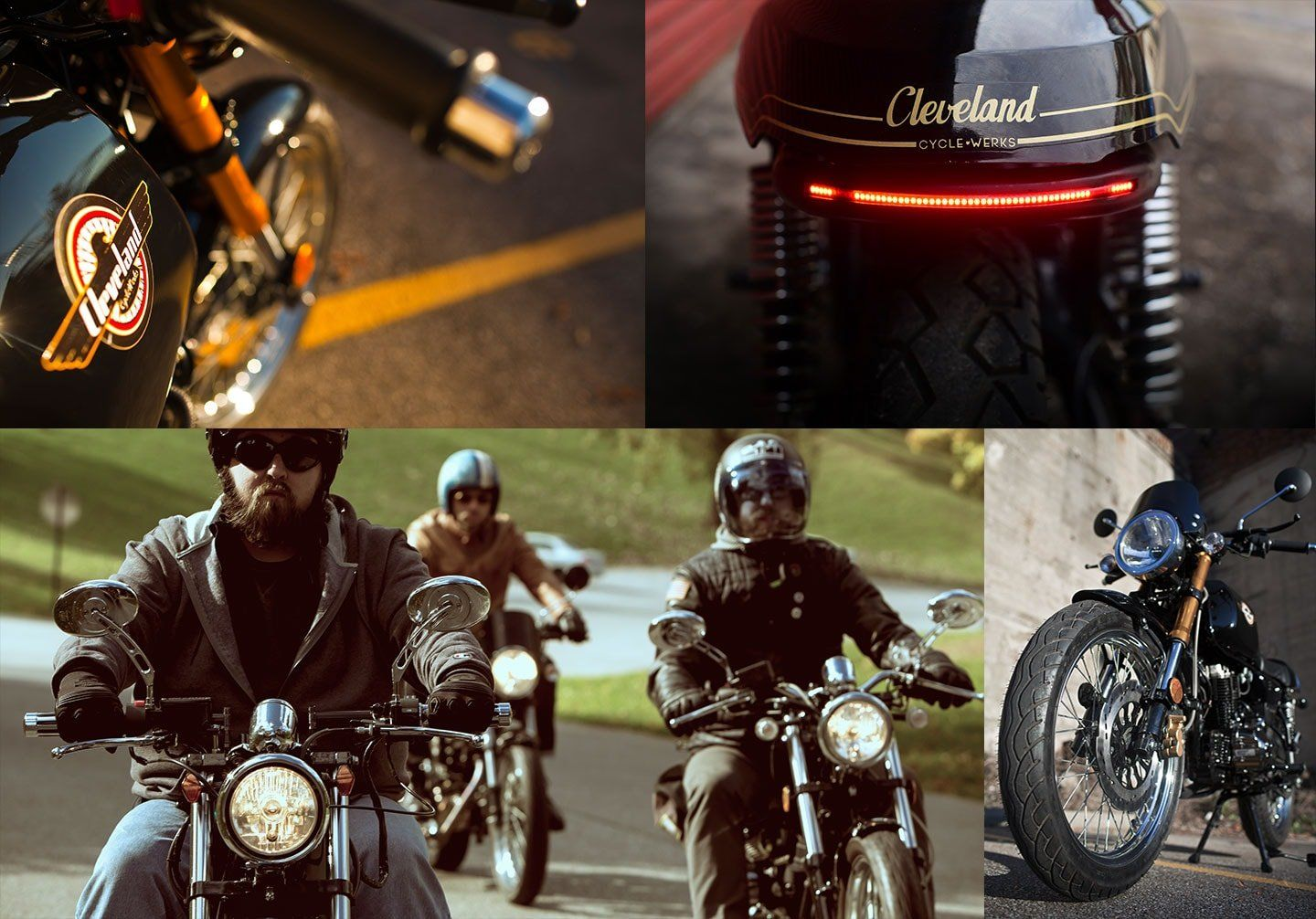 Cleveland CycleWerks Motorcycle Brand in India, Launching