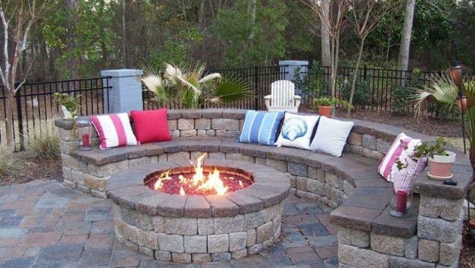 Feuerstelle bauen - eine Idee für genussvolle Gartenstunden