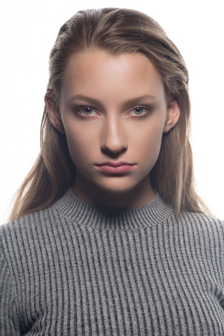 Katie L is signed by Gage Models & Talent Agency for