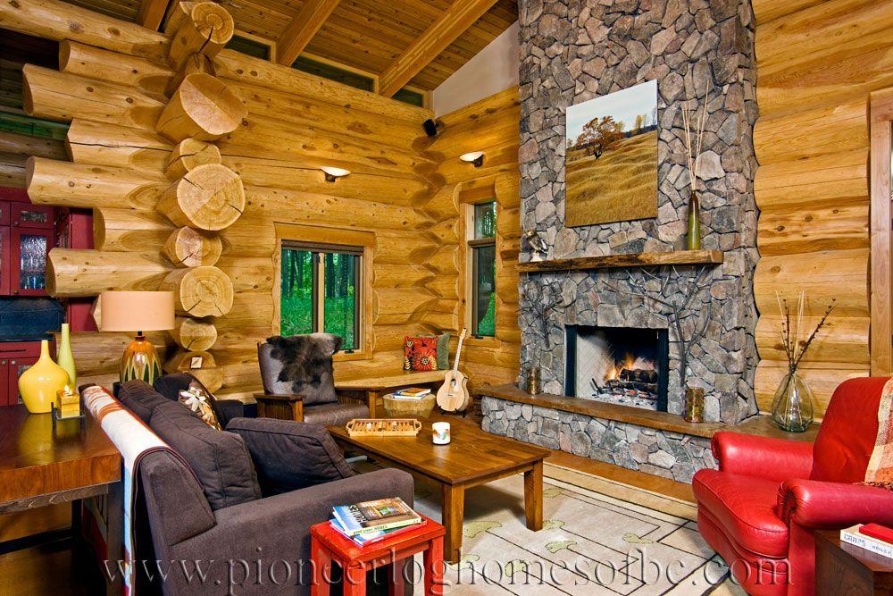 Log Cabin Style Living Room Loft Designs Bc Canada Log Cabin Living Room Furniture Living Room Loft Log Cabin Living
