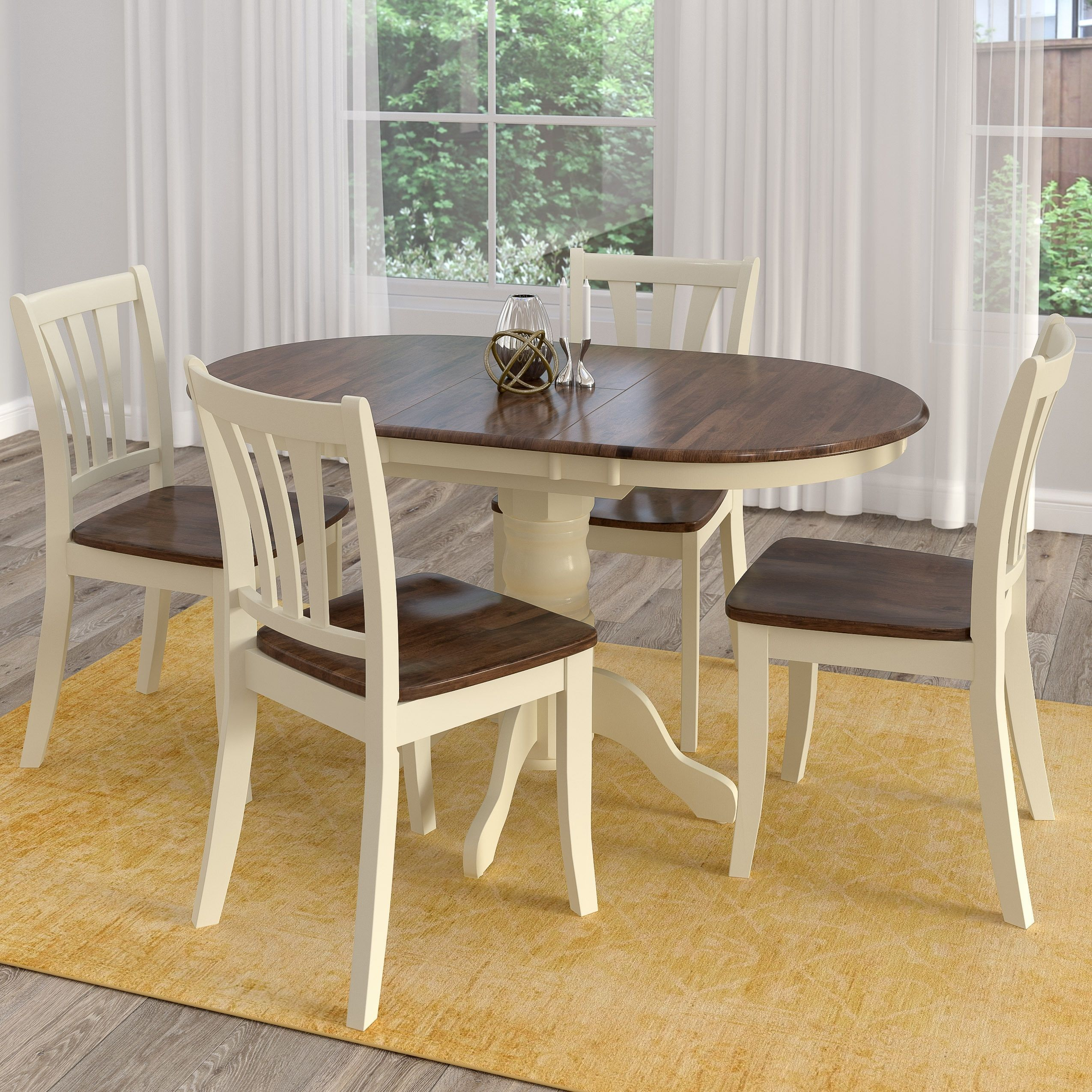 Overstock Com Online Shopping Bedding Furniture Electronics Jewelry Clothing More Solid Wood Dining Set Wood Dining Room White Dining Table