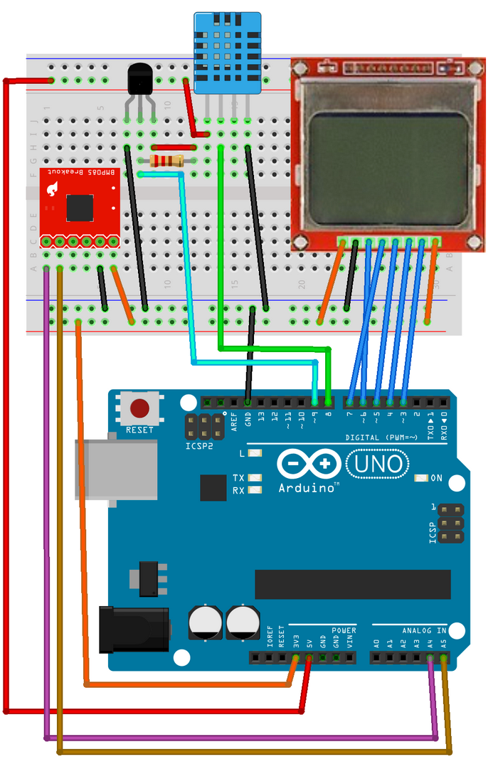 Smart ic driver схема