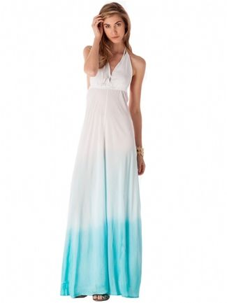 Designs By StepheneGaby Ombre Maxi Dress