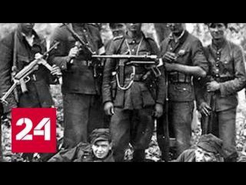 В Польше чествуют Армию Крайову как главного освободителя - YouTube