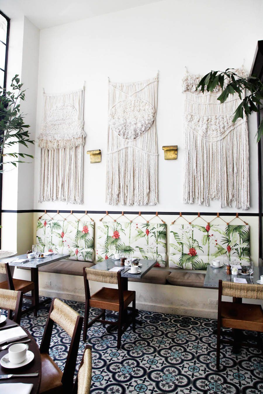 The American Trade Hotel In Panama Dining Room