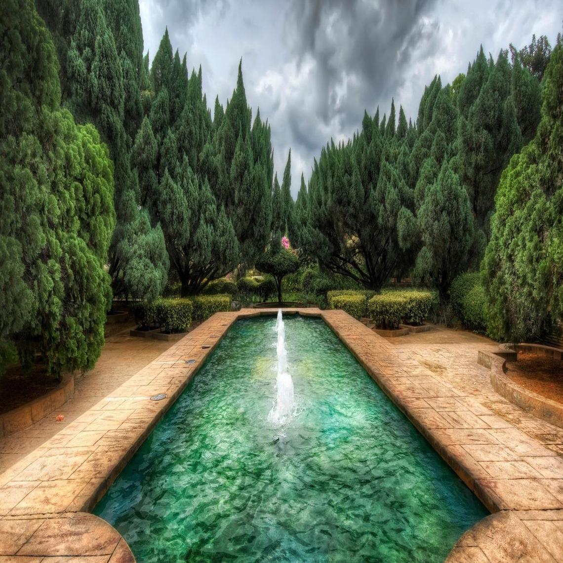Scenic Swimming Pool