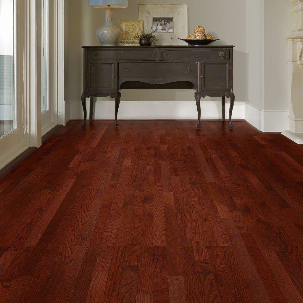 family affair 2 25 sa069 cherry Hardwood Flooring Shaw