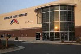You can't forget the gym--Love/hate relationship!