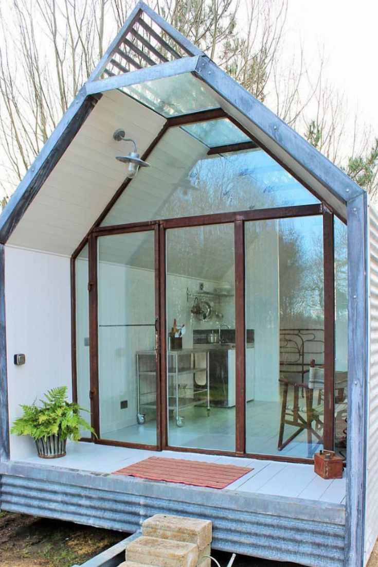 45 Genius Ideas For Your Tiny House Project House Topics Tiny House Weekend House Home Projects