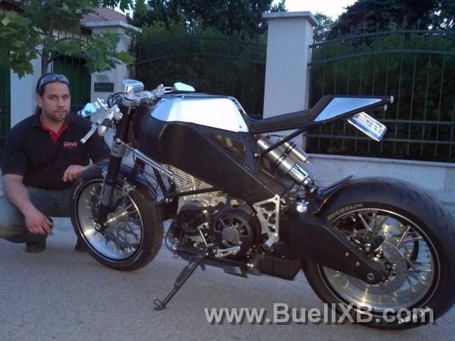 Buellxb Forum | Cafe racer bikes, Bike, Cafe racer