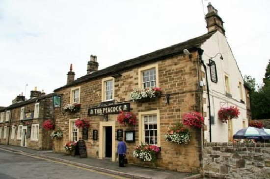 The Peacock Peak District Dinner Option Bakewell Wales England Peak District National Park