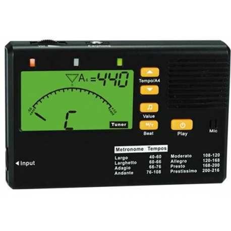 Afinador cromatico Bct accesorios AMC-5
