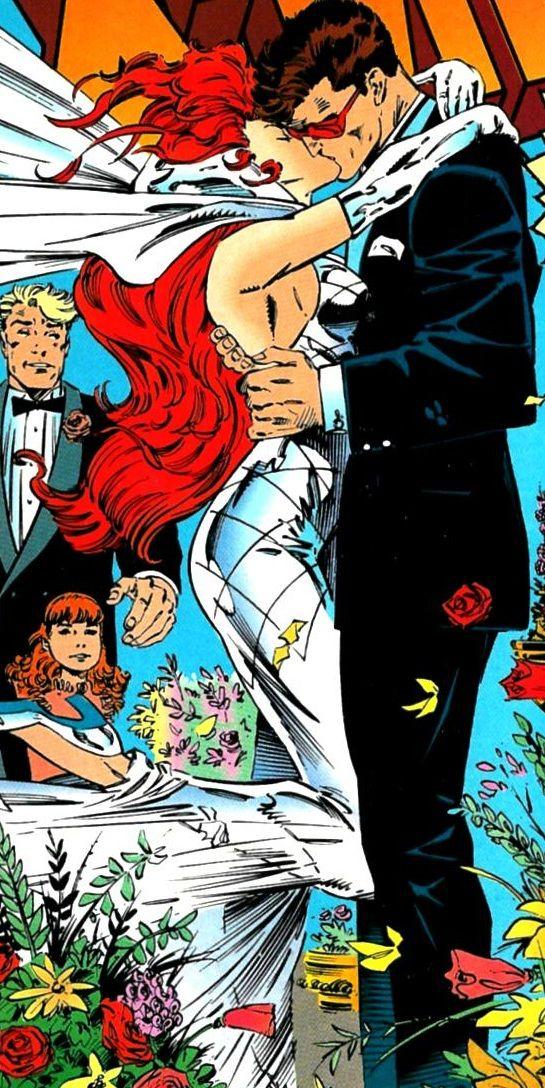 Scott Summers (Cyclops) & Jean Grey (Phoenix) Jean grey