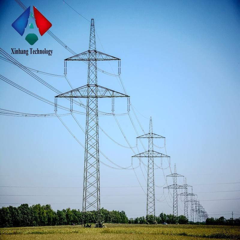 Time To Source Smarter Tower Structures Transmission Line