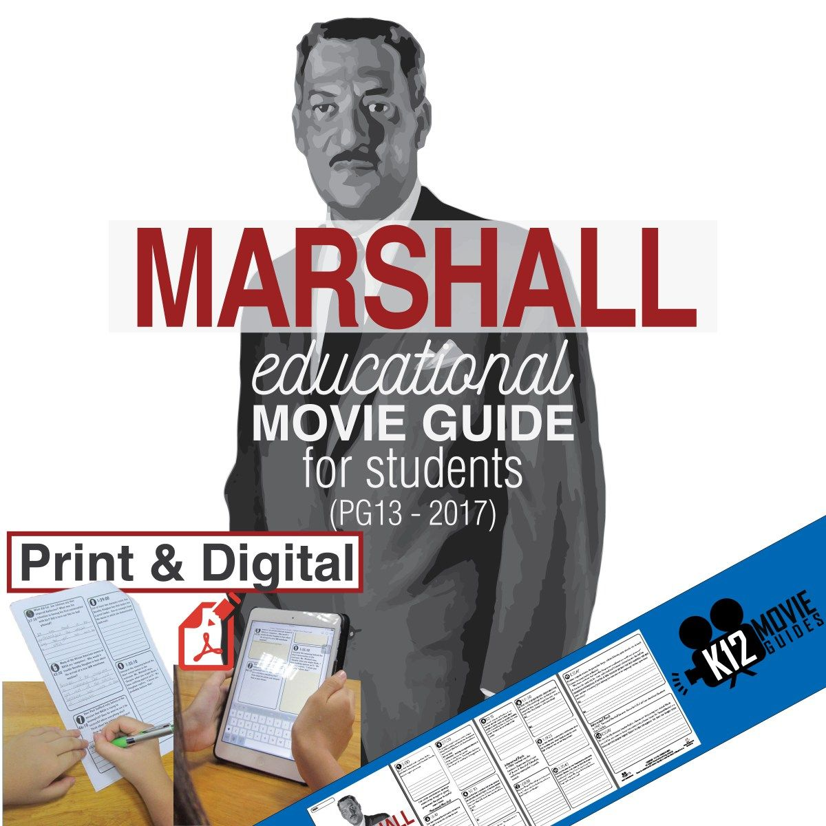 Marshall Movie Guide Pg13