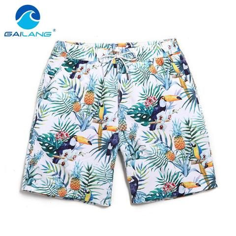 Board Shorts Gailang Brand Men Beach Board Wear Boxer Trunks Swimwear Swimsuits Mens Active Sweatpants Bermudas Man Short Bottoms Pants