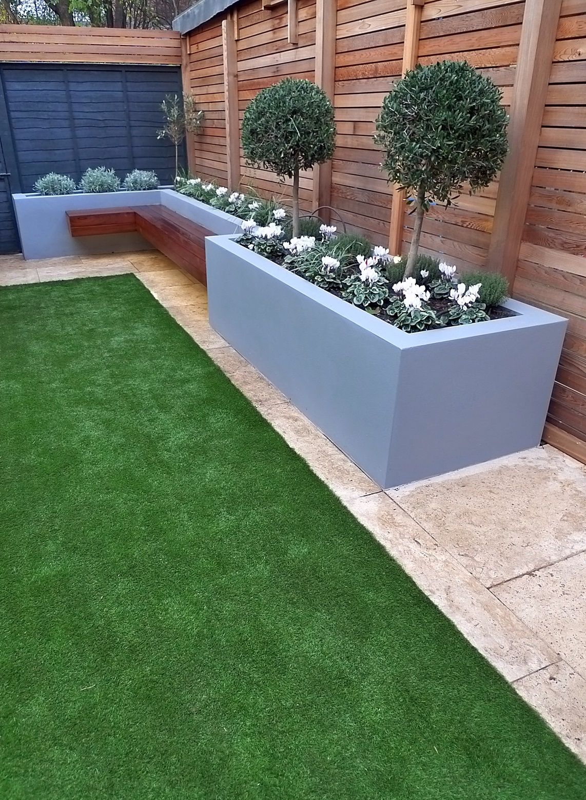 High Quality Modern Garden Design Company London Chelsea Fulham Clapham
