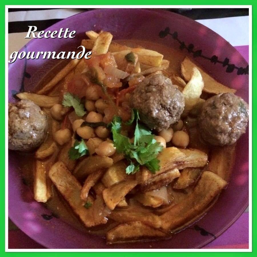 Boulettes de viande kefta en sauce rouge pour 10 personnes environ 35 40 boulettes kefta 1 kg - Boulette de viande en sauce ...