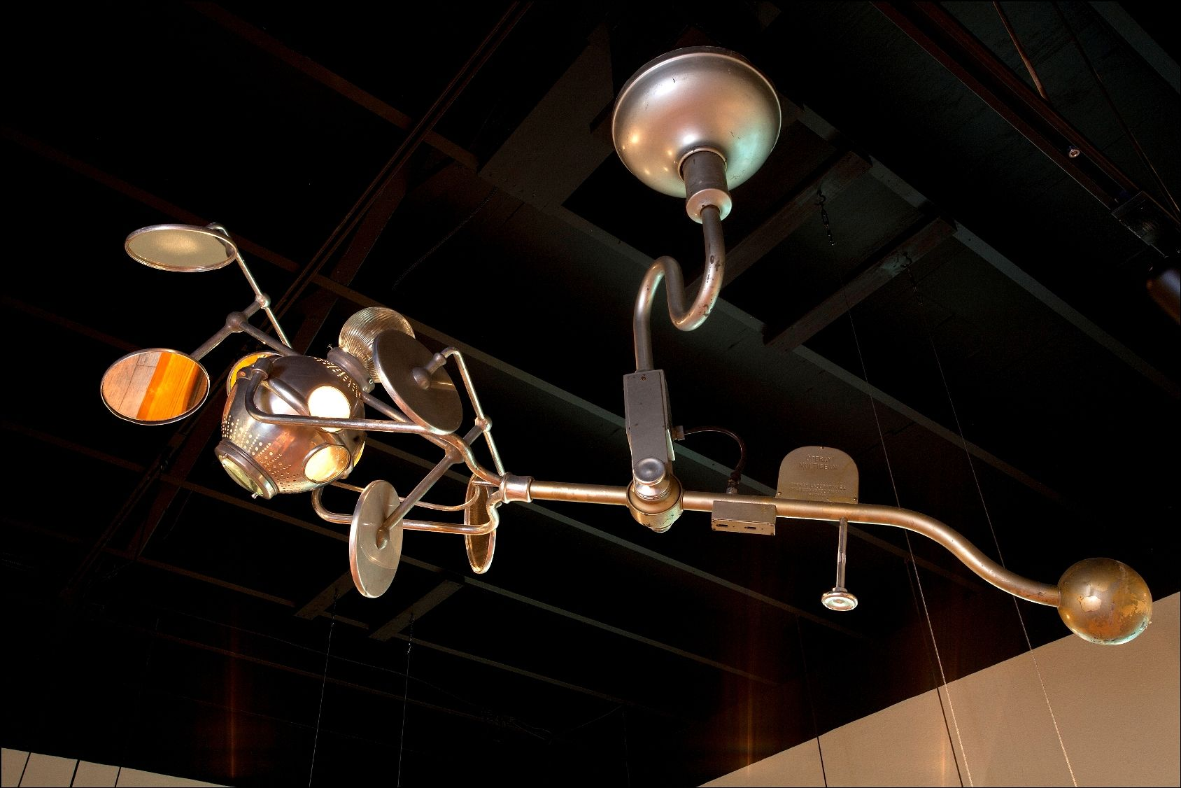 antique surgical light responses to about the light in our