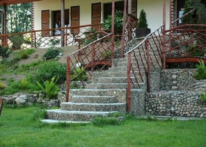 Best Outside Handrail Ideas Wooden Handrails Ideas Wooden 400 x 300