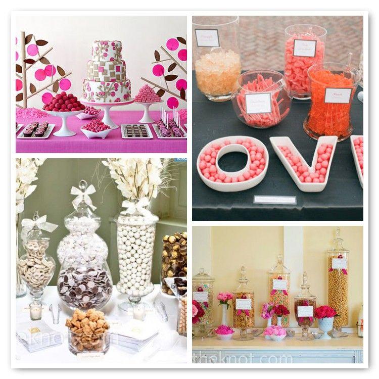 Candy bar!! Candy bar wedding, Candy bar, Wedding bar