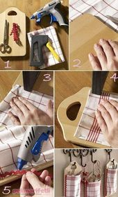 Making decorative cutlery for the kitchen- Decor for the kitchen …