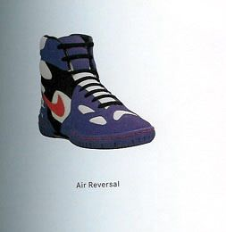 Wrestling shoes, Vintage nike, Nike air