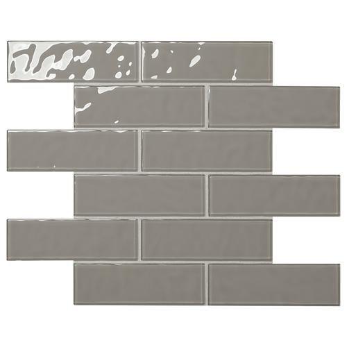 First Floor Bathroom Mohawk Gl Essentials 12 X 15 Mosaic Tile At Menards