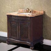 """Found it at Wayfair - 36"""" Solid Wood Single Vanity Set"""