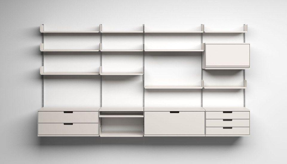 606 universal shelving system by dieter rams aaa regal industrial design und m bel. Black Bedroom Furniture Sets. Home Design Ideas