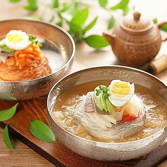 The Name Is Nangmyung Nang Is Meaning Cold Or Cool And Myung Is Meaning Noodle In Korean This Food Is For Summer So It S Very Cooooool If You Eat This Reall
