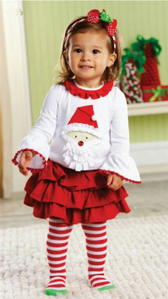 Christmas Baby, Toddler Christmas Outfit, Christmas Clothes For Girls, Christmas  Outfits For Toddlers - Pin By Romina McCandless On Christmas Outfits Toddler Christmas