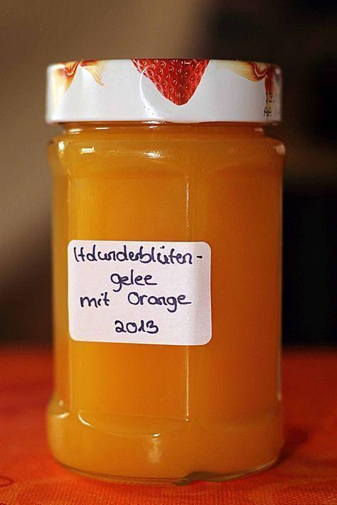 Holunderblütengelee (Rezept mit Bild) von sandybeach | Chefkoch.de #elderberryrecipes