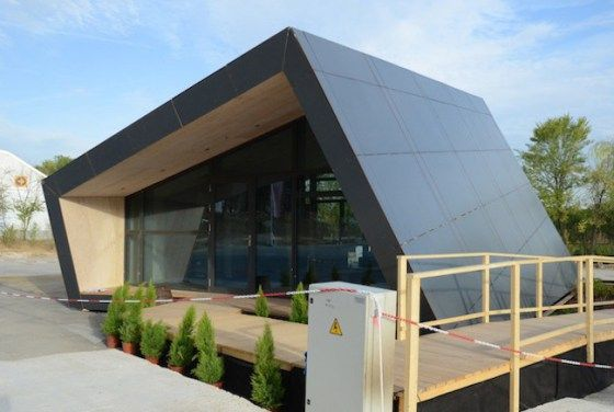 Green Prophet has been touring the 18 Solar Decathlon homes that made it to Madrid for this year's international collegiate architecture competition, and we're