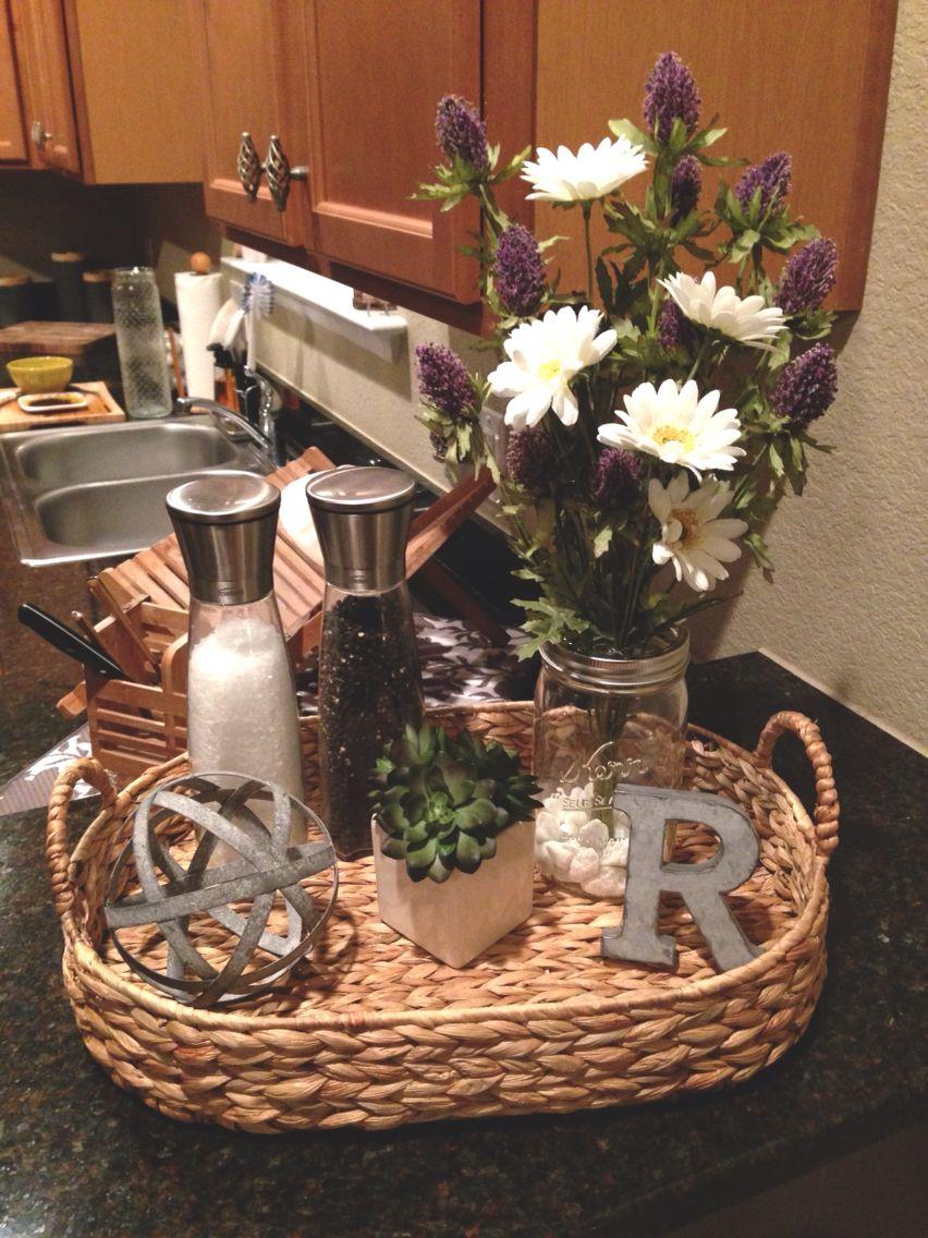 My kitchen trinkets basket pins iuve done pinterest