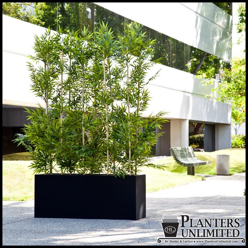Artificial Plants Outdoor, Tall Potted Plants Patio Privacy Australia