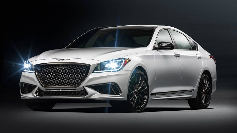 A New Generation Of The 2019 Hyundai Genesis G80 Coupe Is