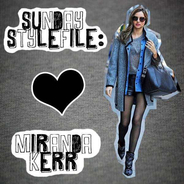 Miranda Kerr   Miranda kerr, Sunday style, Miranda