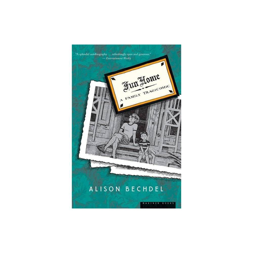 Fun Home - by Alison Bechdel (Paperback) in 2019 | Products