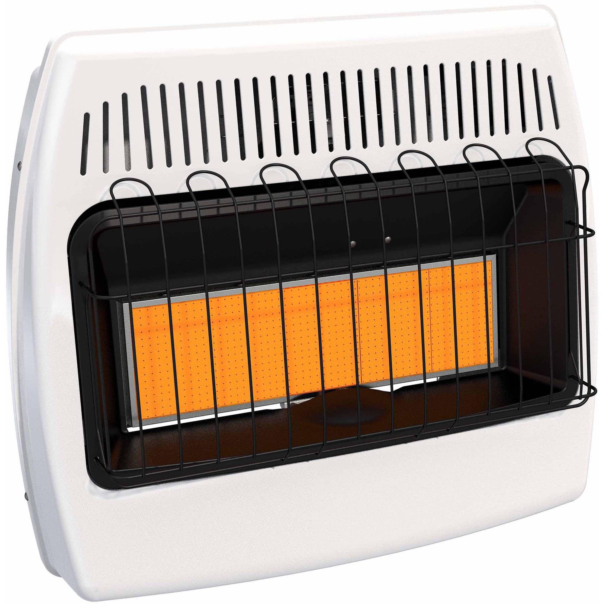 DynaGlo IR30PMDG1 30,000 BTU Infrared Propane Gas Vent
