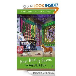 Knot What It Seams: A Southern Quilting Mystery: Elizabeth Craig ... : southern quilting mysteries - Adamdwight.com