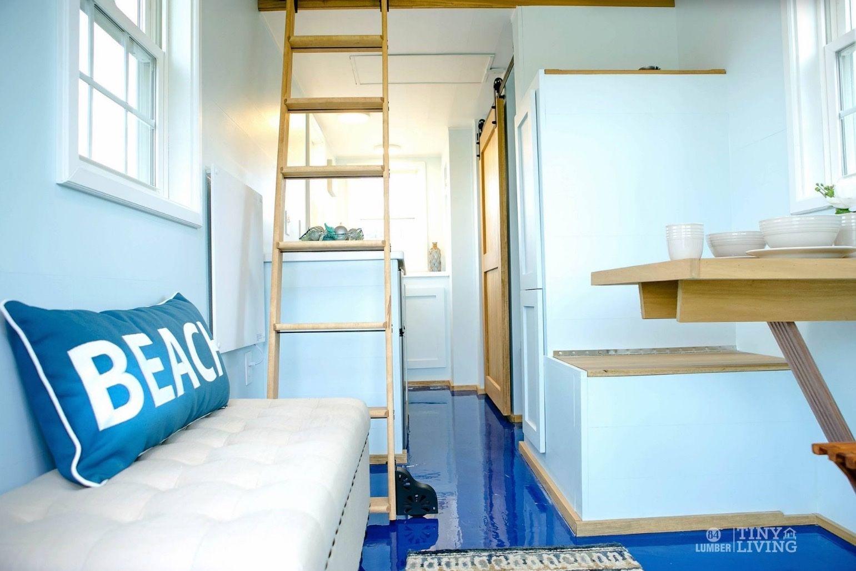 Blue Shonsie Tiny House